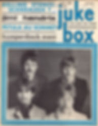 jimi hendix magazine/juke box may 1967