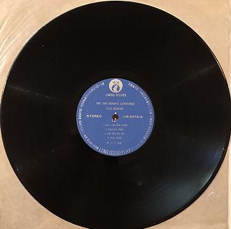 liming record/jimi hendrix collector vinyl lp album/ /side 1 jimi hendrix experience /taiwan 1971