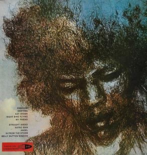 jimi hendrix album lps vinyl/cry of love 1973 malaysia