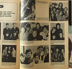 jimi hendrix collector rotily magazine/fall 1967/spec 16 magazine article jimi hendrix experience