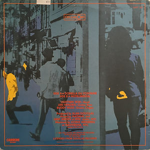 jimi hendrix vinyls 1970 /  lightnin' rod / maxi single : doriella du fontaine