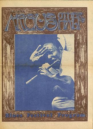 jimi hendrix newspaper 1969/new arbor argus other half