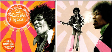 jimi hendrix collector bootlegs cd/the other side of axis/axis bold as love outtakes