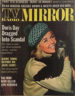 jimi hendrix magazines 1970 death/  tv radio mirror : december 1970