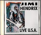 jimi hendrix rotily CD/ Live USA