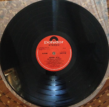 jimi hendrix collector vinyls lp/smash hits south africa
