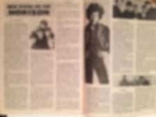 magazine collector/hit  parader  8/67