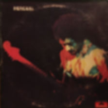 jimi hendrix rotily vinyls collector/ band of gypsys  philippines 1970