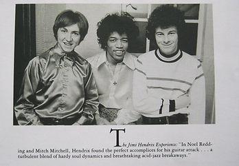 jimi hendrix memorabilia 1967/  press photo