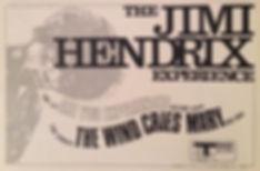 jimi hendrix magazine 1967/music maker june 67