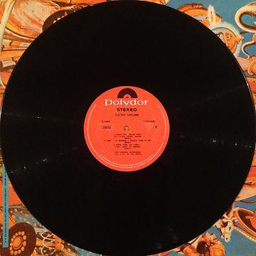 jimi hendri vinyl album/disc 2 side b: electric ladyland mexico