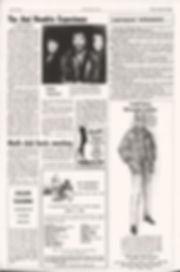 jimi hendrix nwspapers 1968/spectrum march 22, 1968