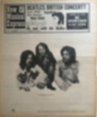 jimi hendrix newspaper 1968/New musical express october 5 1968