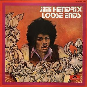 jimi hendrix vinyl album lp /loose ends spanish