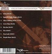 jimi hendrix bootlegs cd/disc 4: 2nd show 11/10/68