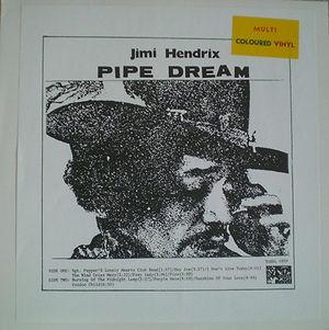 jimi hendrix vinyls lp bootlegs/pipe dream 2003