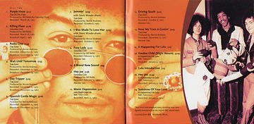 jimi hendrix family edition  /  bbc sessions  cd 2