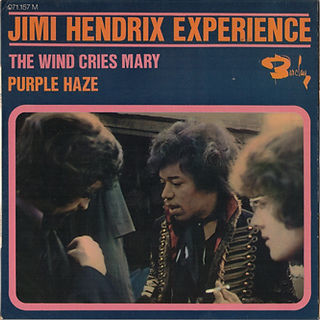 collector ep jimi hendrix