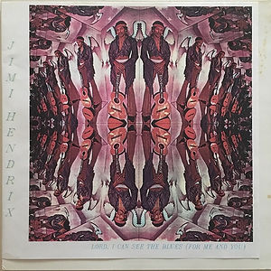 IMG_7236.JAjimi hendrix bootlegs album vinyls/lord, i sing the bluesPG