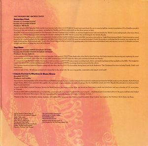 jimi hendrix vinyls album / radio one : ryko analogue / vinyls color