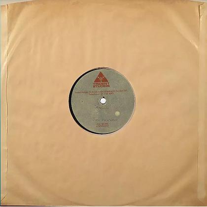 acetate/ jimi hendrix vinyls singles/acetate angel