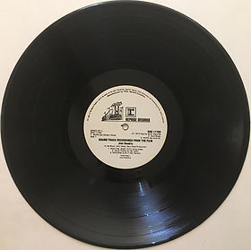 jimi hendrix vinyls 1973 /sound track recording from the film/side 1