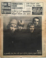 new musical express january 4 1969/newspaper 1969 jimi hendrix