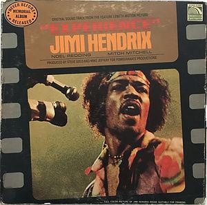 jimi hendrix vinyls albums lps/experience 1971