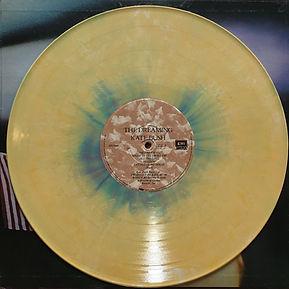JIMI HENDRIX MULTICOLOR BAND OF GYPSYS 1982