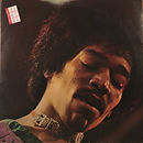 jimi hendrix rotily vinyls collector/ band of gypsys 1970 2nd edition