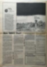 jimi hendrix newspaper 1968/express times november 20 1968