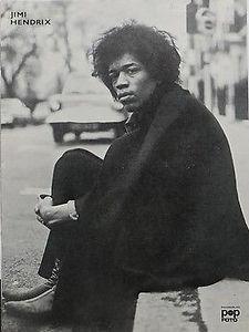 jimi hendrix magazines/popfoto november 1967