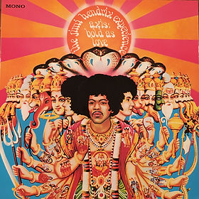 hendrix rotily vinyls collector/axis bold as love ; experience hendrix 2000