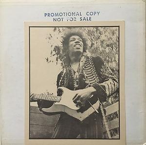 jimi hendrix bootlegs vinyls 1970 / incident at rainbow bridge maui hawaii color
