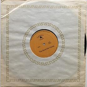 jimi hendrixbootlegs vinyl/ side 3: the good die young  1986