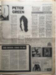 jimi hendrix newspaper 1969/melody maker march 8 1969/hendrix 3D part3