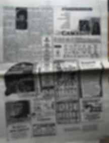 jimi hendrix newspaper 1968/new york times november 29 1968