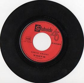 jimi hendrix vinyls singles/ballad of jimi 1970