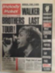 MELODY MAKER 18/3/67
