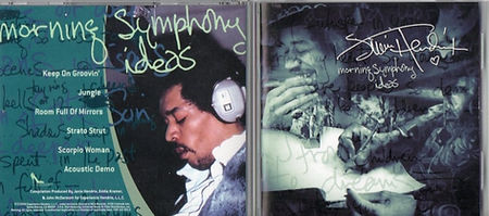 jimi hendrix bootlegs cds 1969 /morning symphony ideas
