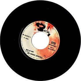 jimi hendrix vinyl singles/bold as love