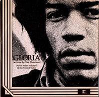 jimi hendrix collector singles vinyls/gloria usa 1978 in special bag