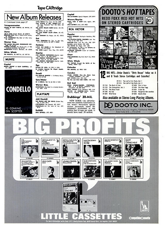 jimi hendrix magazine 1968/billboard october 12  1968