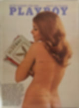jimi hendrix magazines 1970 /playboy  february, 1970
