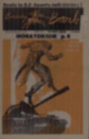 jimi hendrix newspap9/berkeley barb november   14,  1969