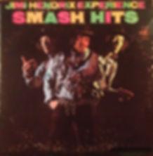 jimi hendrix rotily patrick/smash hits