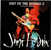 jimi hendrix rotily cd/out of the studio 2