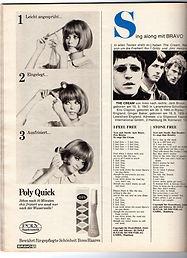 jimi hendrix magazine 1967 bravo
