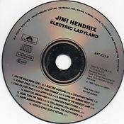 jimi hendrix cd/germany electric ladyland