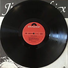 jimi hendrix vinyls collector/electric ladyland record 2 side B  japan 1977